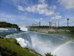 Niagara Falls- amerikanische Seite